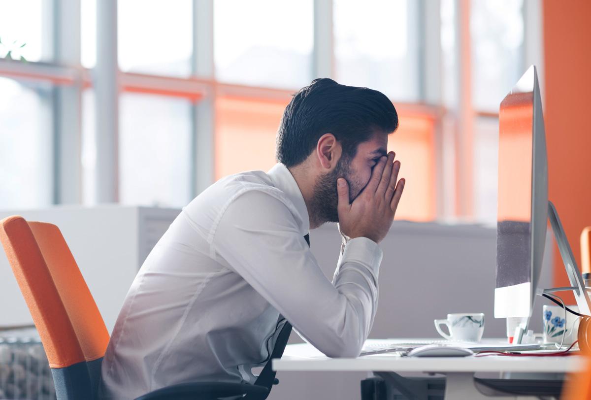 Depresión en el trabajo: 7 factores para detectarla